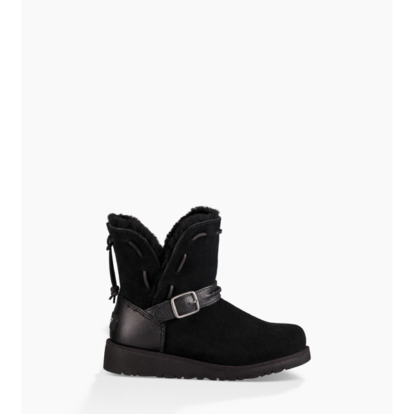 CHEAP UGG YOUTH TACEY BLACK ONLINE