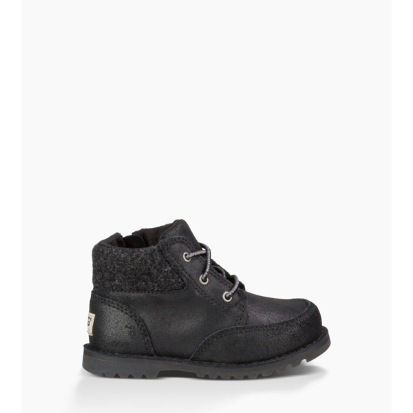 CHEAP UGG TODDLERS ORIN WOOL BLACK ONLINE
