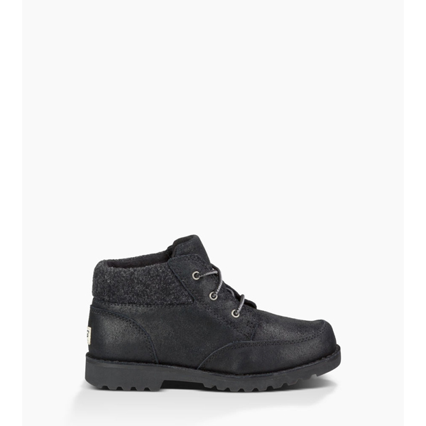CHEAP UGG KIDS' ORIN WOOL BLACK ONLINE