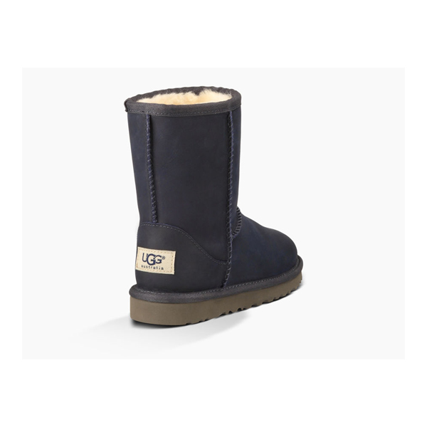 CHEAP UGG KIDS\' CLASSIC SHORT LEATHER PEACOAT ONLINE