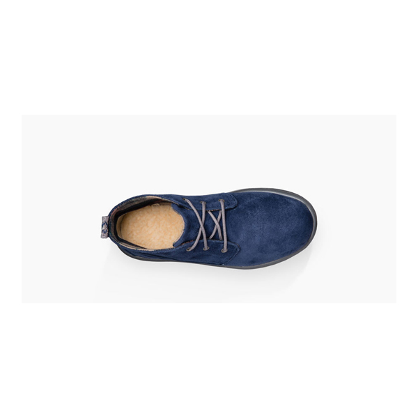 CHEAP UGG KIDS\' CANOE SUEDE NEW NAVY ONLINE