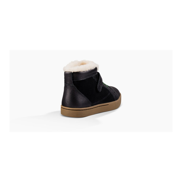 CHEAP UGG KIDS\' THERON BLACK ONLINE