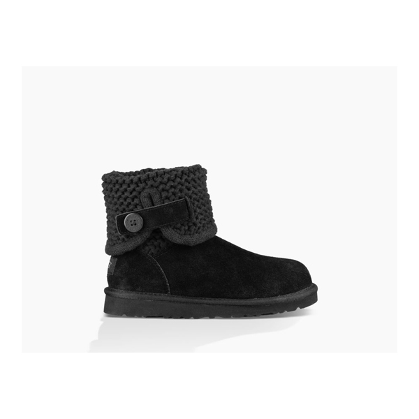 CHEAP UGG YOUTH DARRAH BLACK ONLINE