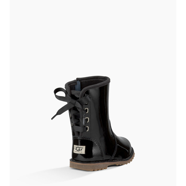 CHEAP UGG TODDLERS CORENE PATENT BLACK ONLINE