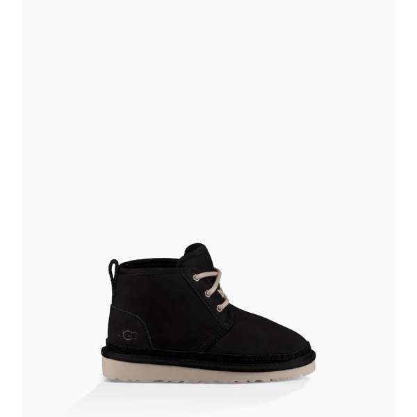 CHEAP UGG TODDLERS NEUMEL BLACK ONLINE