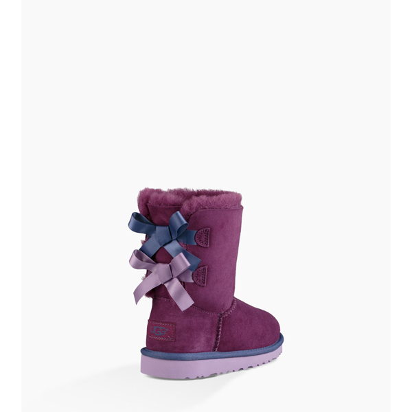 CHEAP UGG TODDLERS BAILEY BOW PURPLE PASSION/LAVENDER HAZE ONLINE