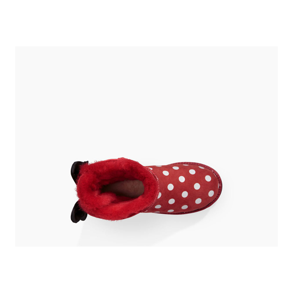 CHEAP UGG TODDLERS SWEETIE BOW RED ONLINE