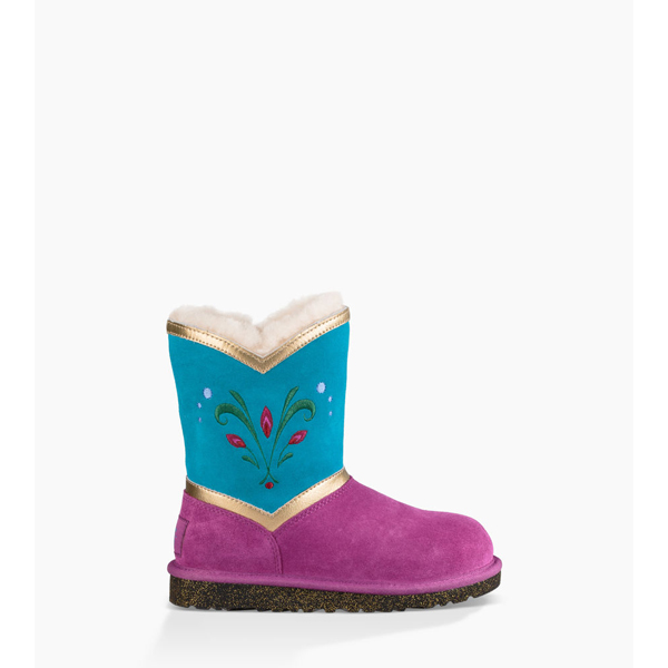 CHEAP UGG TODDLERS ELSA CORONATION ROYAL PURPLE ONLINE