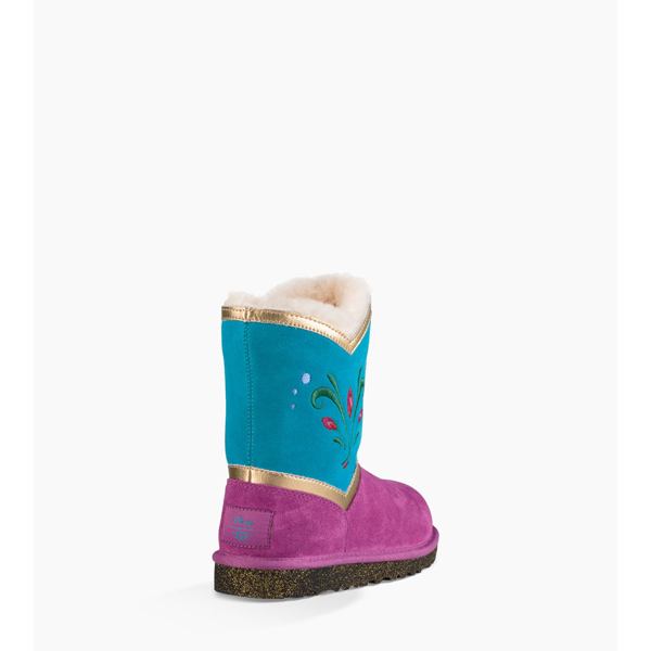 CHEAP UGG KIDS\' ELSA CORONATION ROYAL PURPLE ONLINE