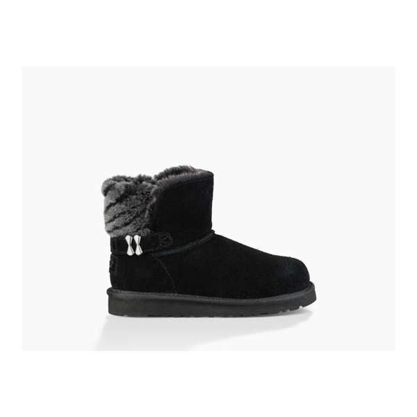 CHEAP UGG KIDS\' ANALIA BLACK ONLINE
