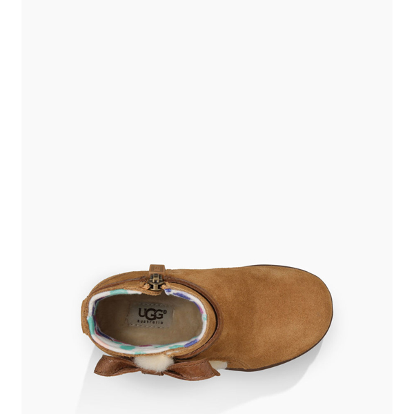 CHEAP UGG TODDLER\'S LIBBIE CHESTNUT ONLINE