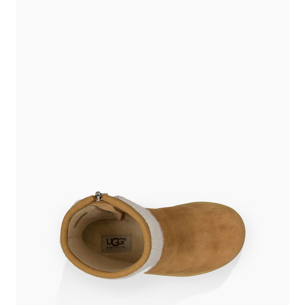 CHEAP UGG TODDLER\'S DOVE CHESTNUT ONLINE