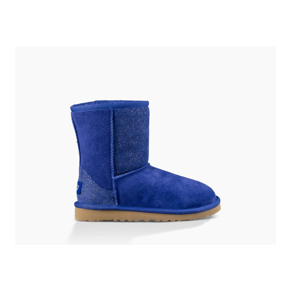 CHEAP UGG YOUTH CLASSIC SHORT SEREIN NIGHT SKY ONLINE