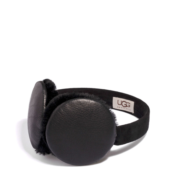 CHEAP UGG MEN'S EASTSOUND BOMBER TECH EARMUFF BLACK ONLINE