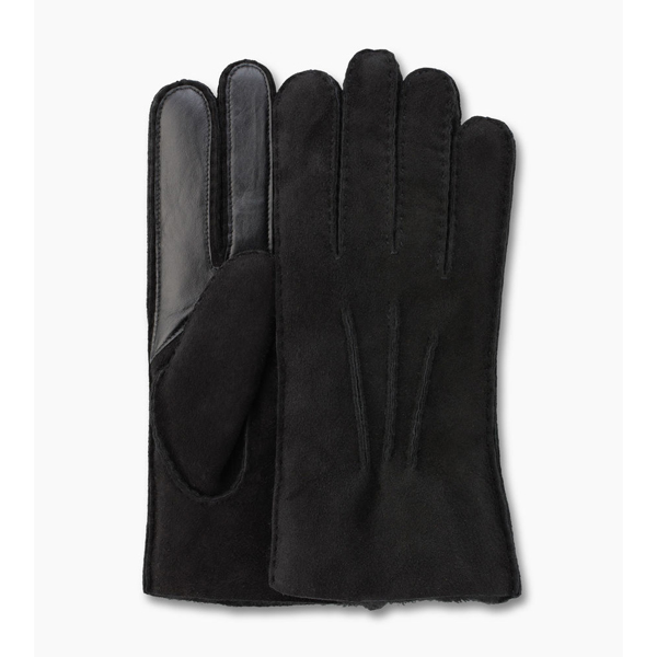 CHEAP UGG MEN'S SHEEPSKIN SMART GLOVE BLACK ONLINE