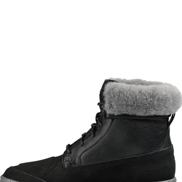 CHEAP UGG MEN\'S ROSKOE BLACK ONLINE