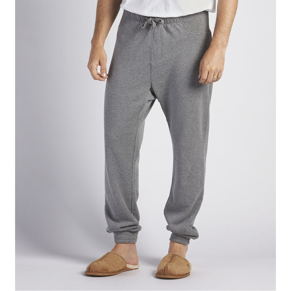 CHEAP UGG MEN'S RYAN JOGGER PANTS CHARCOAL HEATHER ONLINE