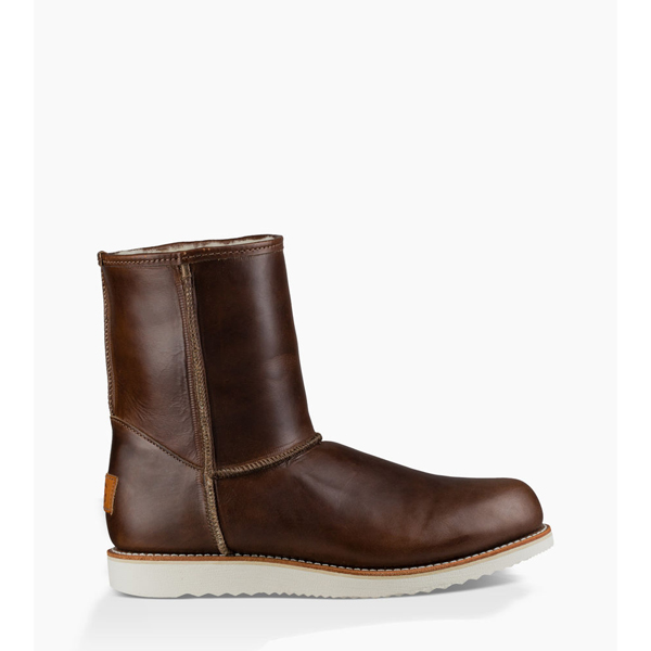 CHEAP UGG MEN\'S GUSTIN LEATHER CORDOVAN ONLINE