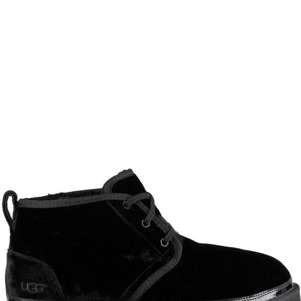 CHEAP UGG MEN'S NEUMEL VELVET BLACK ONLINE