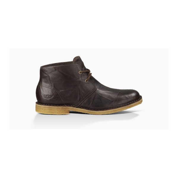 CHEAP UGG MEN'S LEIGHTON   CHOCOLATE ONLINE
