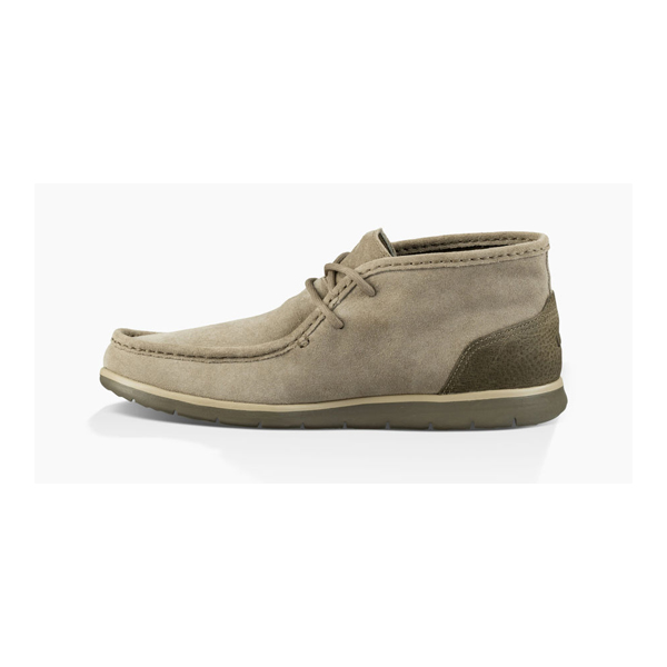 CHEAP UGG MEN\'S HENDRICKSON SUEDE DARK FAWN ONLINE