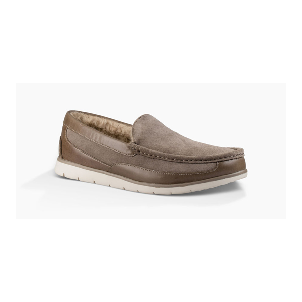 CHEAP UGG MEN'S FASCOT DARK FAWN ONLINE