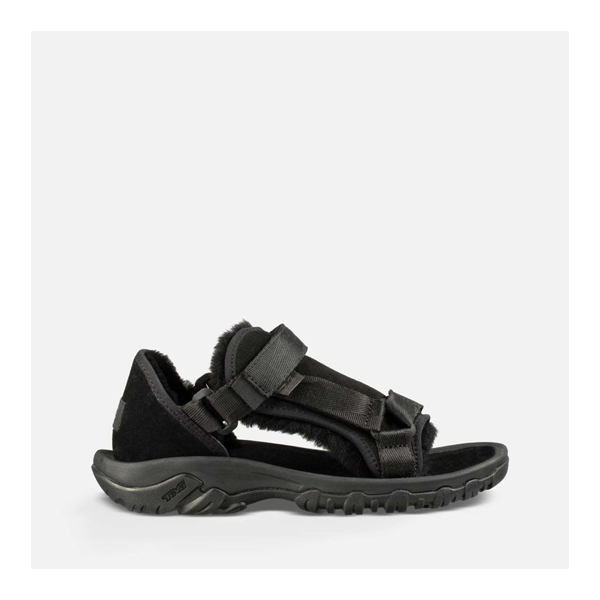 CHEAP UGG MEN'S UGG/TEVA SANDAL BLACK ONLINE