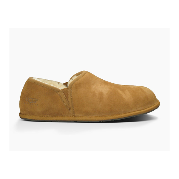 CHEAP UGG MEN\'S SCUFF ROMEO II CHESTNUT ONLINE