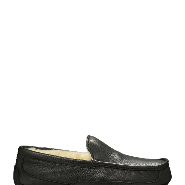 CHEAP UGG MEN'S ASCOT BLACK ONLINE