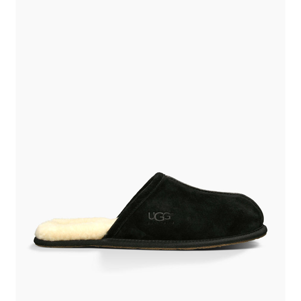 CHEAP UGG MEN'S SCUFF BLACK ONLINE