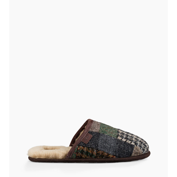CHEAP UGG MEN'S SCUFF PATCHWORK PATCHWORK ONLINE