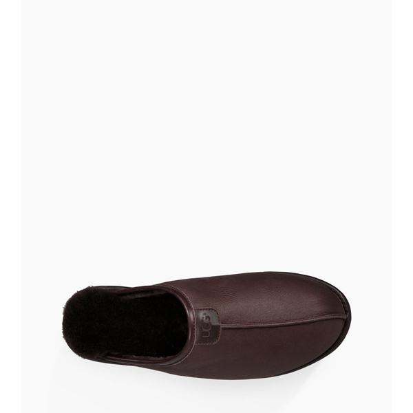 CHEAP UGG MEN\'S THAYNE LEATHER CHOCOLATE ONLINE