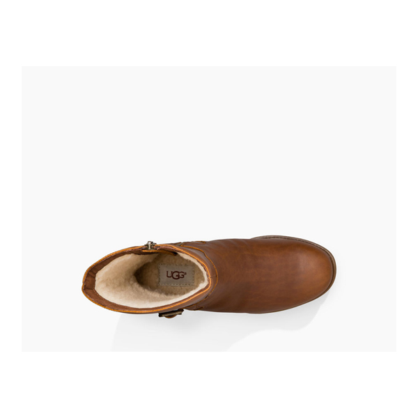 CHEAP UGG WOMEN\'S KEPPLER LEATHER SPICE ONLINE