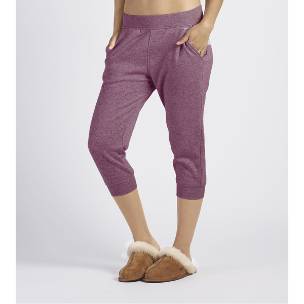 CHEAP UGG WOMEN'S HADLEY JOGGER PANTS SHADOW HEATHER ONLINE