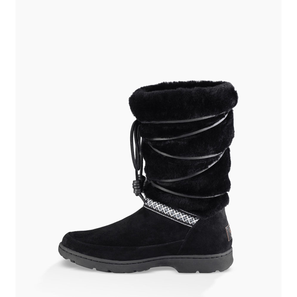 CHEAP UGG WOMEN\'S MAXIE BLACK ONLINE