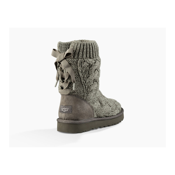 CHEAP UGG WOMEN'S ISLA HEATHERED CHARCOAL ONLINE