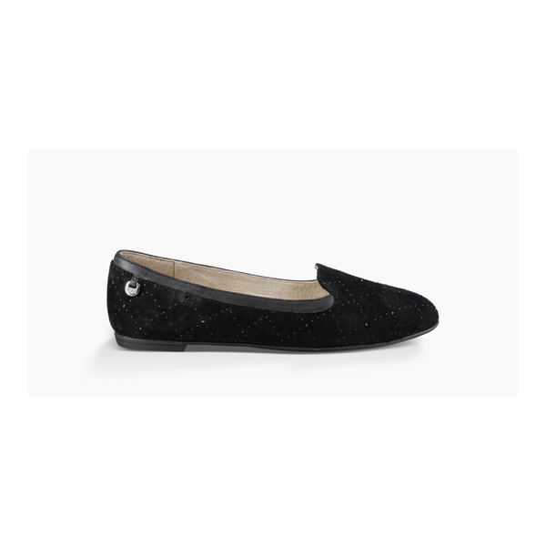 CHEAP UGG WOMEN'S BENTLIE DIAMOND QUILT BLACK ONLINE