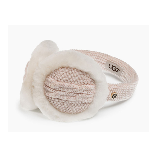 CHEAP UGG WOMEN'S WIRED CABLE EARMUFF FRESHWATER PEARL M ONLINE