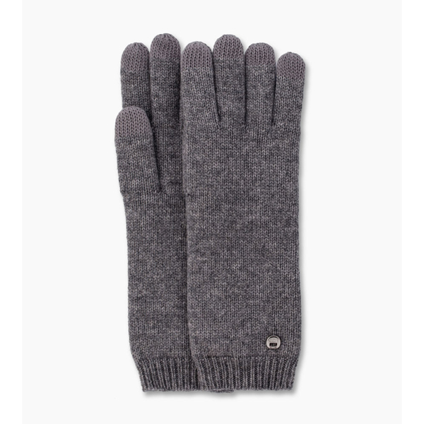 CHEAP UGG WOMEN'S LUXE SMART GLOVE MEDIUM GREY HEATHER ONLINE
