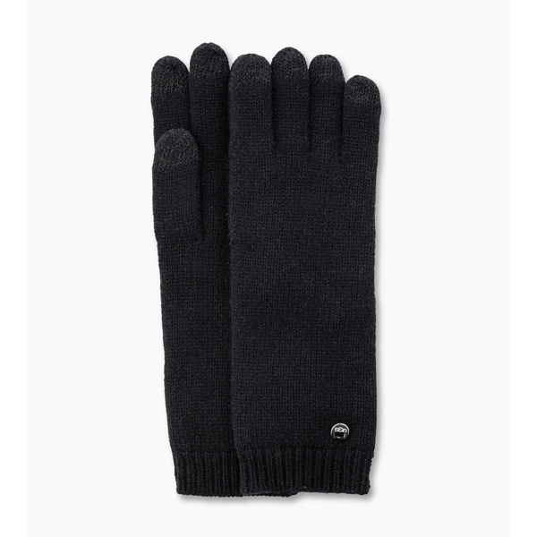 CHEAP UGG WOMEN\'S LUXE SMART GLOVE BLACK ONLINE
