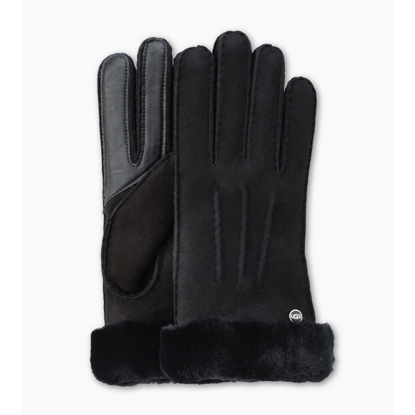CHEAP UGG WOMEN\'S CARTER SMART GLOVE BLACK ONLINE