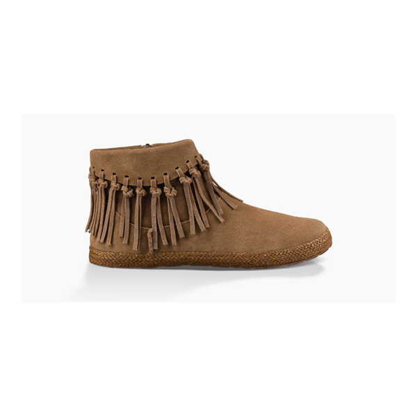 CHEAP UGG WOMEN'S SHENENDOAH DARK CHESTNUT ONLINE