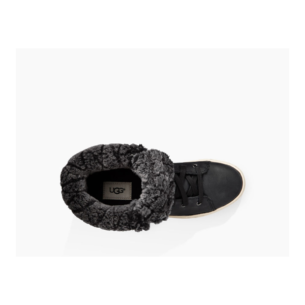 CHEAP UGG WOMEN\'S CROFT LUXE QUILT BLACK ONLINE