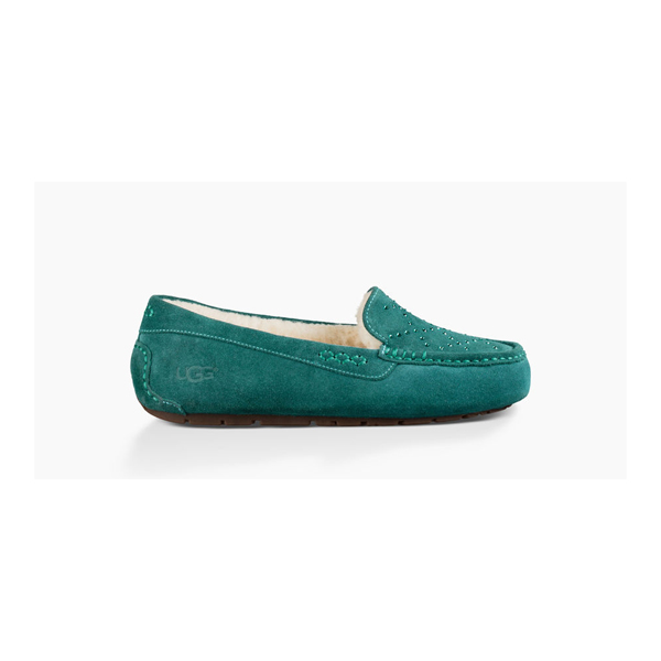 CHEAP UGG WOMEN'S ANSLEY CRYSTAL DIAMOND EMERALD ONLINE