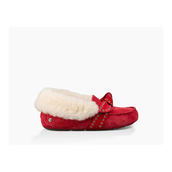 CHEAP UGG WOMEN'S POLER LIPSTICK RED ONLINE