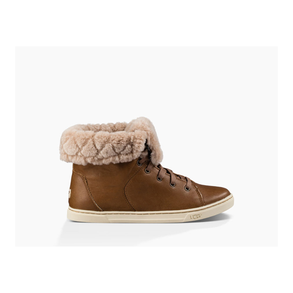 CHEAP UGG WOMEN'S CROFT LUXE QUILT CHESTNUT ONLINE