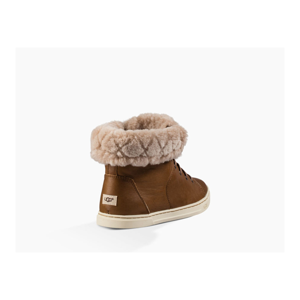 CHEAP UGG WOMEN\'S CROFT LUXE QUILT CHESTNUT ONLINE