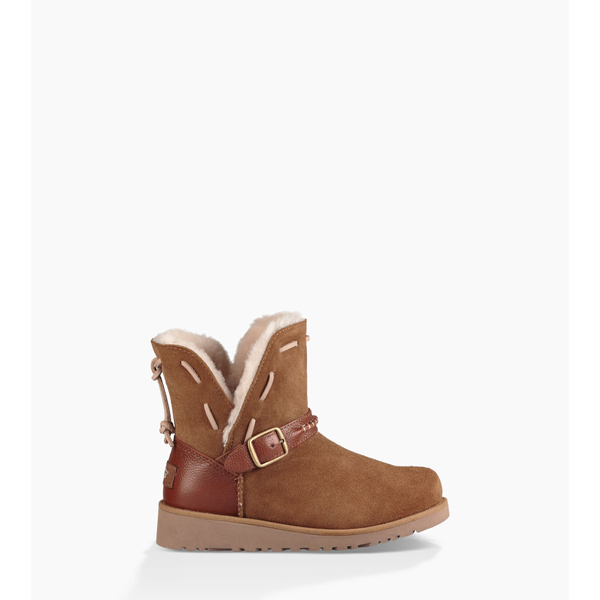 CHEAP UGG YOUTH TACEY CHESTNUT ONLINE