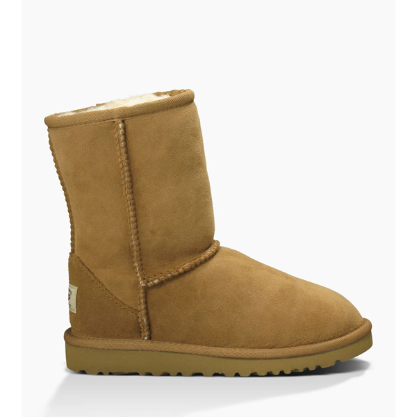 CHEAP UGG YOUTH CLASSIC CHESTNUT ONLINE