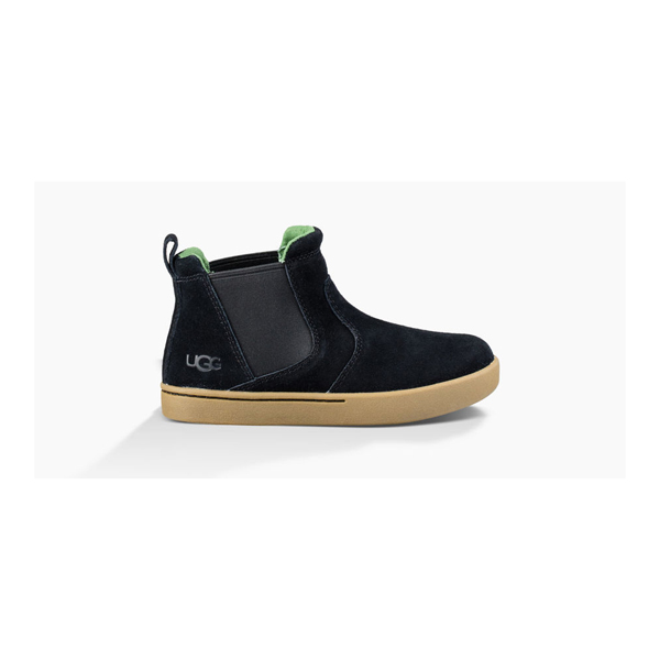 CHEAP UGG TODDLERS HAMDEN BLACK ONLINE
